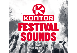 VARIOUS - Kontor Festival Sounds 2017-The Closing [CD]