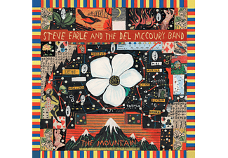 Steve Earle and The Del McCoury Band - Mountain (CD)