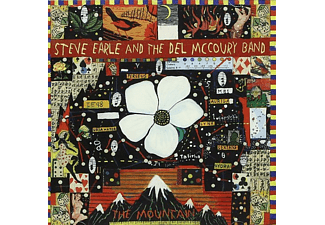 Steve Earle, Del McCoury - Mountain (Vinyl LP (nagylemez))