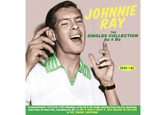Johnnie Ray - The Singles Collection As & Bs 1951-61 - (CD)