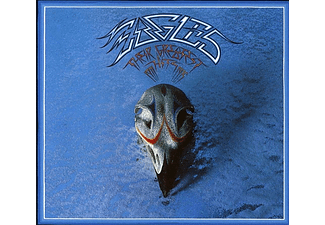 Eagles - Their Greatest Hits 1 & 2 (Vinyl LP (nagylemez))