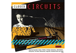 VARIOUS - Closed Circuits/Australian Electronic 70-80s Vol.1 - (CD)