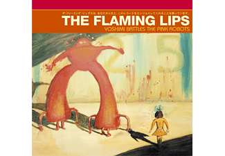 The Flaming Lips - Yoshimi Battles the Pink Robots (Vinyl LP (nagylemez))