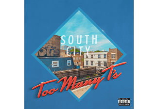 Too Many T's - South City - (Vinyl)