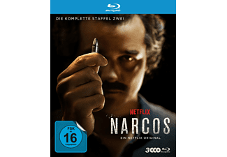 NARCOS - Staffel 2 - (Blu-ray)