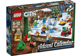 LEGO® City Adventskalender (60155)