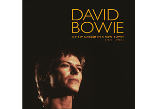 David Bowie - A New Career in a New Town (1977-1982) (CD)