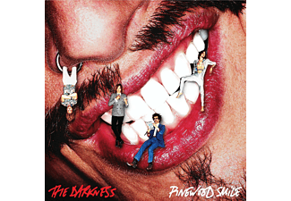 The Darkness - Pinewood Smile - (CD)