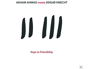 Aeham Ahmad, Edgar Knecht - Keys To Friendship - (CD)