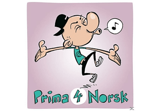 VARIOUS - Prima Norsk 4 - (CD)