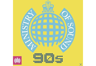 VARIOUS - Ministry Of Sound 90s Club - (CD)