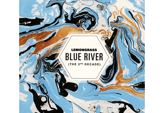 Lemongrass - Blue River (The 2nd Decade) - (CD)
