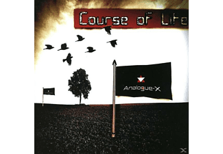 Analogue-x - Course of Life - (CD)