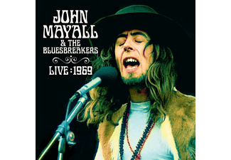 John Mayall - Live At The Marquee (Clear) - (Vinyl)
