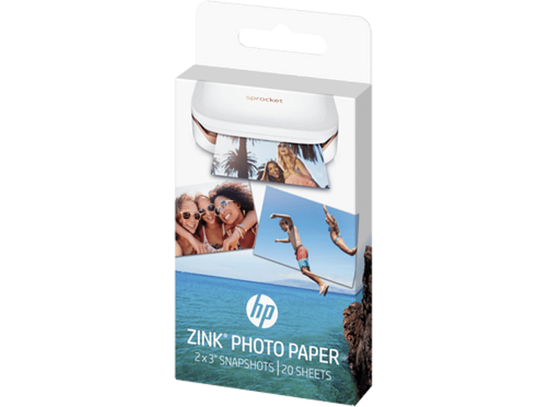 HP ZINK 5 x 7.6 cm STICKY-BACKED PHOTO PAPER (W4Z13A) laptop  tablet  computing  εκτύπωση   μελάνια χαρτί εκτύπωσης