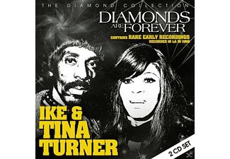 Ike & Tina Turner - Diamonds Are Forever - (CD)