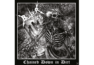 Bunker 66 - Chained Down In Dirt Transparent Piss Yellow LP) - (Vinyl)