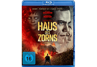 Haus des Zorns - The Harvest - (Blu-ray)