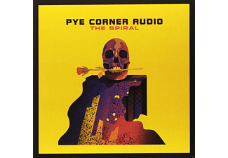 Pye Corner Audio - The Spiral (Ltd.Red Clear 10'') - (EP (analog))