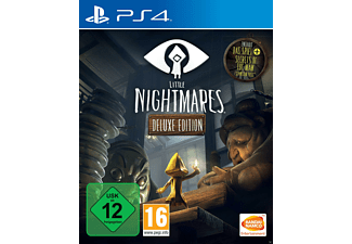 Little Nightmares (Deluxe Edition) - PlayStation 4