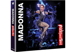 Madonna - Rebel Heart Tour (DVD + CD)