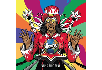 Bootsy Collins - World Wide Funk - (CD)