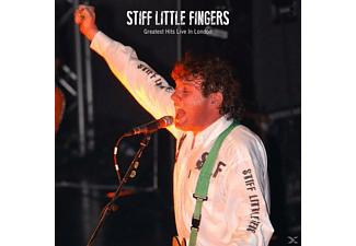Stiff Little Fingers - Greatest Hits Live - (Vinyl)