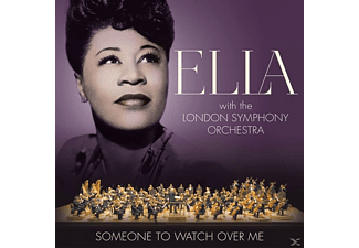 Ella Fitzgerald, London Symphony Orchestra - Someone To Watch Over Me [CD]