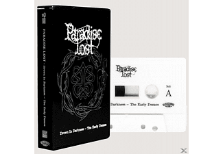 Paradise Lost - Drown In Darkness-The Early Demos (White Box) - (MC (analog))