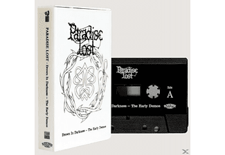 Paradise Lost - Drown In Darkness-The Early Demos (Black Box) - (MC (analog))