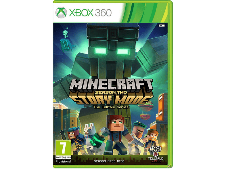 Minecraft: Story Mode - Season Two Xbox 360 gaming games xbox 360 games