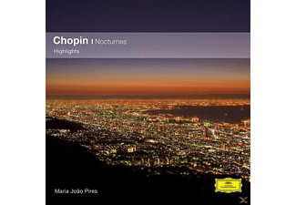 Maria Joao Pires - Chopin Nocturnes (Highlights,CC) - (CD)