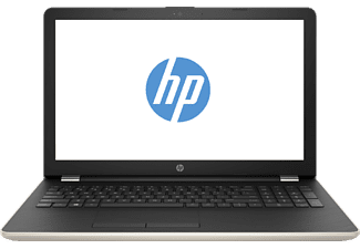 "HP 15-bs009nh arany laptop 2GH33EA (15,6"" matt/Core i3/8GB/128GB SSD + 1TB HDD/Windows 10)"