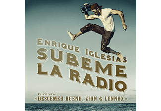 Enrique Iglesias - Subeme La Radio - (5 Zoll Single CD (2-Track))