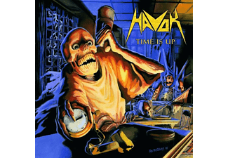 Havok - Time Is Up - (CD)