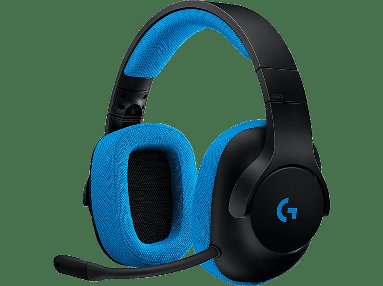 LOGITECH G233 Prodigy Wired Black τηλεόραση   ψυχαγωγία ακουστικά ακουστικά headphones