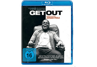 Get Out - (Blu-ray)