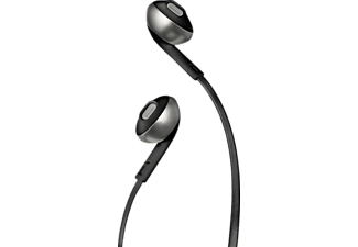JBL T205, In-ear Kopfhörer, Headsetfunktion, Spacegrau
