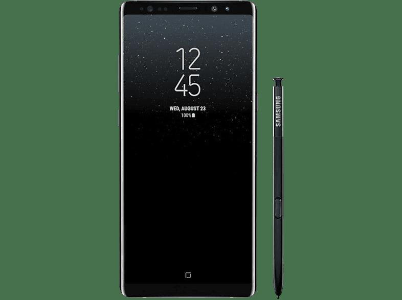 Samsung Galaxy Note 8 fekete Dual SIM kártyafüggetlen okostelefon (SM-N950F)