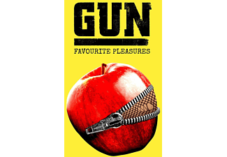 Gun - Favourite Pleasures (Vinyl LP (nagylemez))