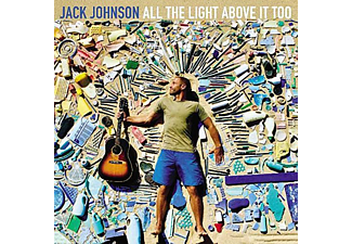 Jack Johnson - All The Light Above It Too (Vinyl LP (nagylemez))