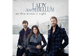Lady Antebellum - On This Winter's Night (Limited Edition) (Vinyl LP (nagylemez))