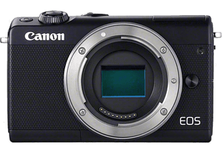 Canon EOS M100 systeemcamera Body Zwart