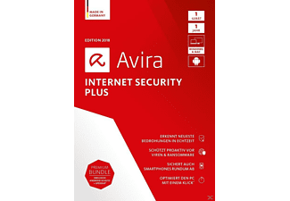 Avira Internet Security Plus 2018 -1 Gerät
