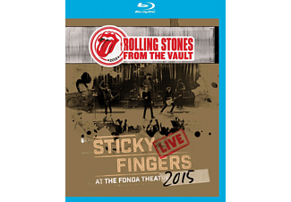 The Rolling Stones - Sticky Fingers Live (Blu-ray)