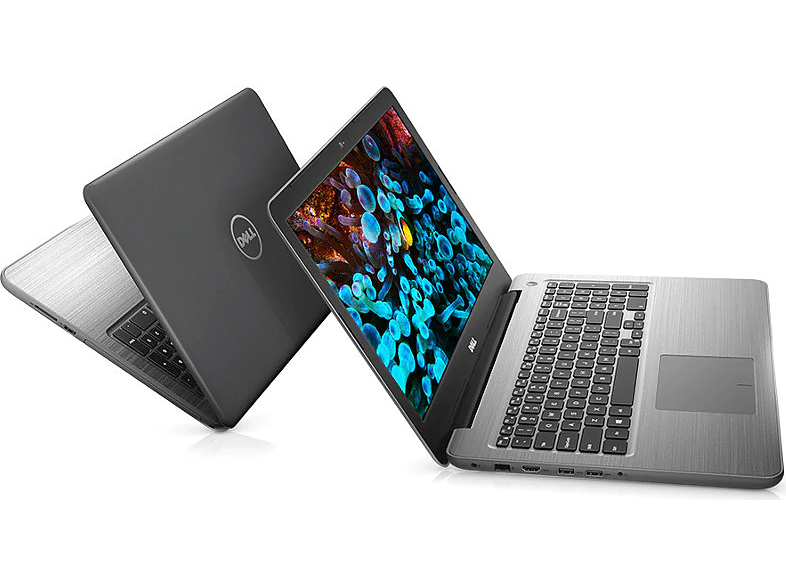 "DELL Inspiron 5567 szürke notebook 238324 (15.6"" Full HD/Core i5/8GB/2TB HDD/R7 M445 4GB VGA/Windows 10)"