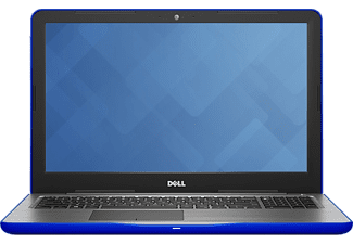 "DELL Inspiron 5567-238327 kék notebook (15.6"" Full HD/Core i5/8GB/1TB HDD/R7 M445 4GB VGA/Windows 10)"