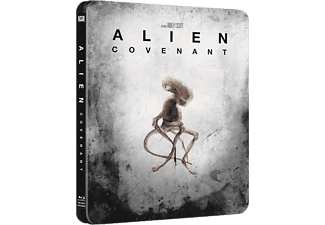 Alien: Covenant (Limited Edition) (Steelbook) (Blu-ray)