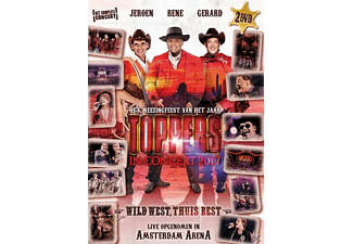 UNIVERSAL MUSIC B.V. De Toppers - TOPPERS IN CONCERT 2017 - WILD WEST | Blu-ray
