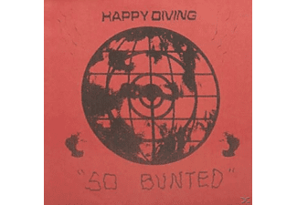 Happy Diving - So Bunted - (Vinyl)